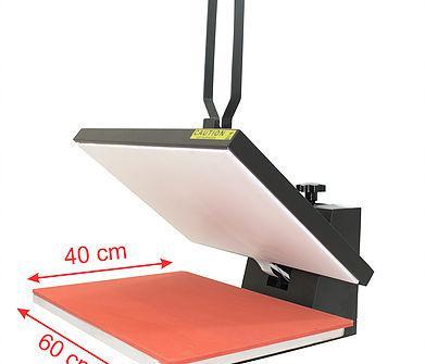 Prensa Térmica Plana 40x60cm para Sublimação