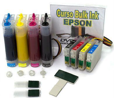 Bulk Ink para impressoras Epson Tinta Sublimática para modelos: TX400