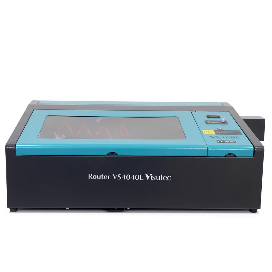 Máquina Router Laser VS4040L Corte e Gravação 40x40cm 50w