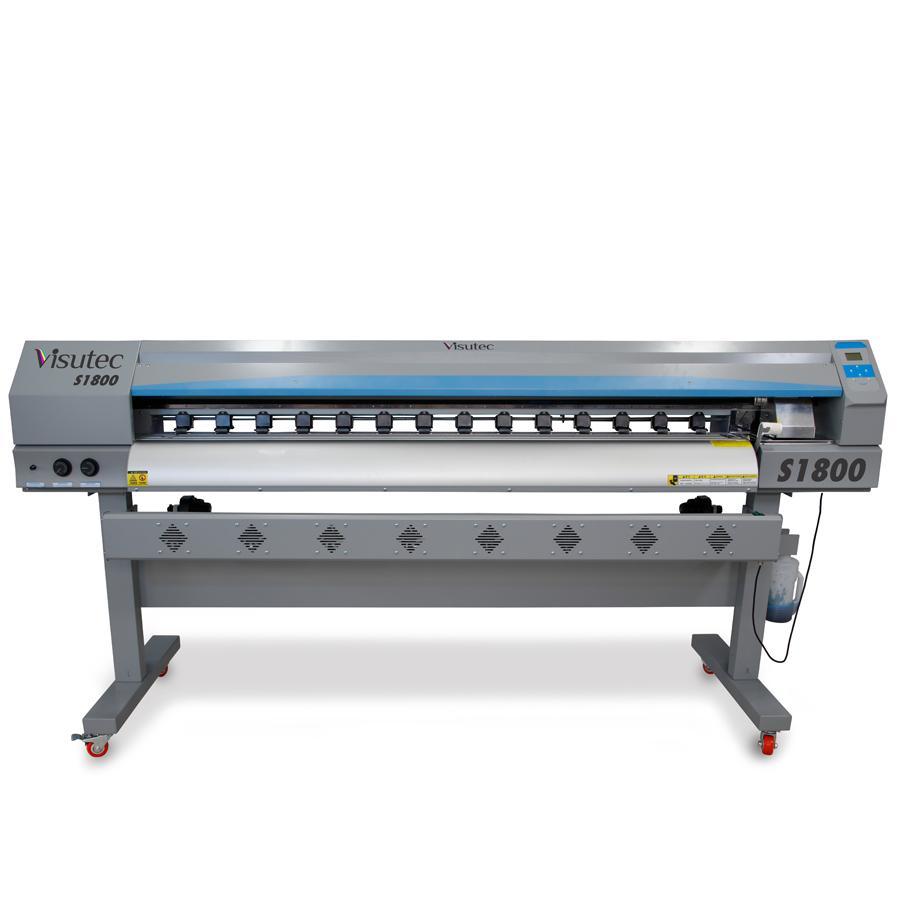 Plotter Digital de Impressão Eco Solvente S1800 - Cabeça XP600(DX9)